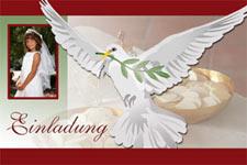 Einladungskarten, Einladung Zur Hochzeit,taufe,kommunion, Einladung