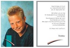 konfirmationskarten einladungskarten – ledeclairage, Einladungsentwurf