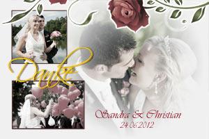 Danksagung Zur Hochzeit Dankeskarten Spruche Texte Silberhochzeit