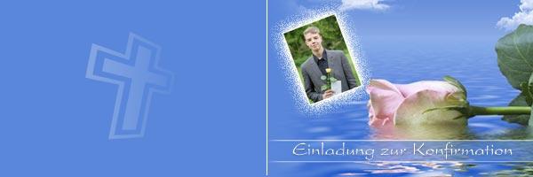 konfirmationskarten - einladungskarten, einladung zur konfirmation, Kreative einladungen