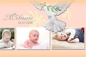 Taufkarten   Geburtskarten, Einladungskarten, Einladung Zur Taufe,  Einladungs